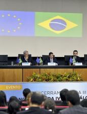 Dirigentes de Brasil e UE anunciam nova fase do programa Diálogos Setoriais