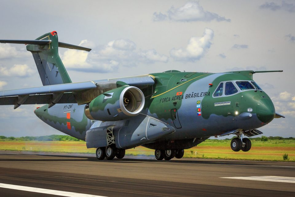 República Tcheca tem interesse no cargueiro KC 390 - Foto: FAB