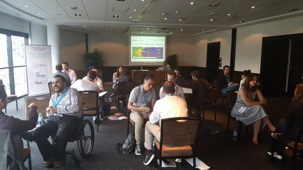 Último evento reuniu em torno de 14 participantes da UE e do Brasil - Foto: INCOBRA