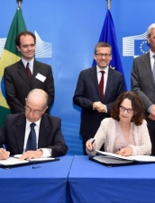 EU and Brazil step up cooperation in research and innovation
