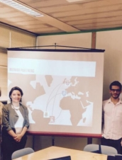 1st Work Meeting of NIUMAR network took place in Lisbon