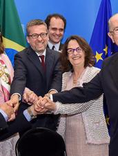 Arranjo Administrativo entre Brasil e Comissão Europeia fortalece a cooperação em CT&I
