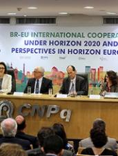 Brasil é o segundo país com maior número de pesquisadores no programa Horizon 2020