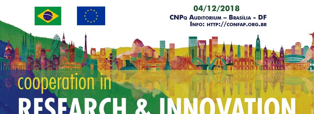 'BR-EU International cooperation in STI under Horizon 2020 and perspectives under Horizon Europe'